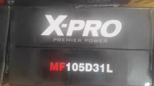 ẮC QUY X-PRO 90AH
