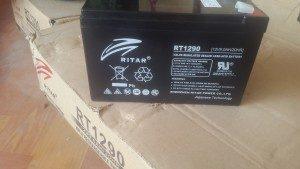 ẮC QUY RITAR RT1290