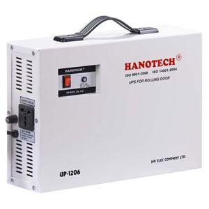 Lưu điện cửa cuốn Hanotech UP1206