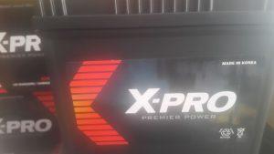 ẮC QUY X-PRO 50AH